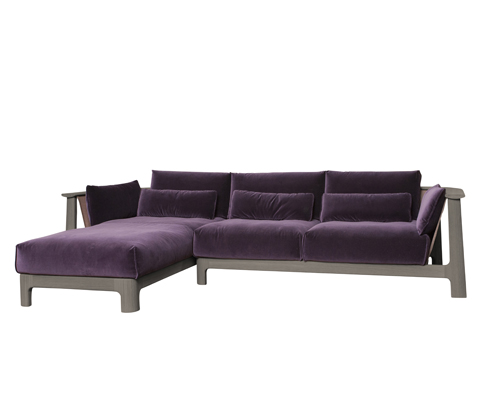 Bay Sofa Is A New Design For The Furniture Collection Of German Brand  Rosenthal. Inspired By The Furniture Design Hombre From 1975 By Burghard  Vogtherr, ...