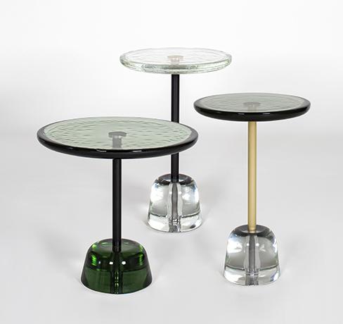 Studio Sebastian Herkner - What Is A Tall Skinny Table Called