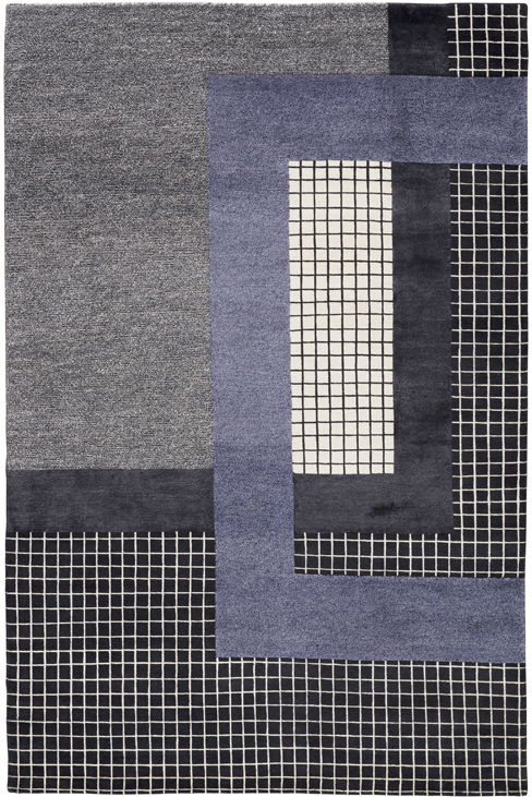First Collaboration With The Rug Company From London